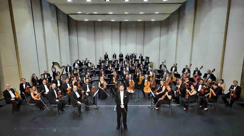 Viernes 10 de mayo se presentara la Orquesta Sinfónica de Salta