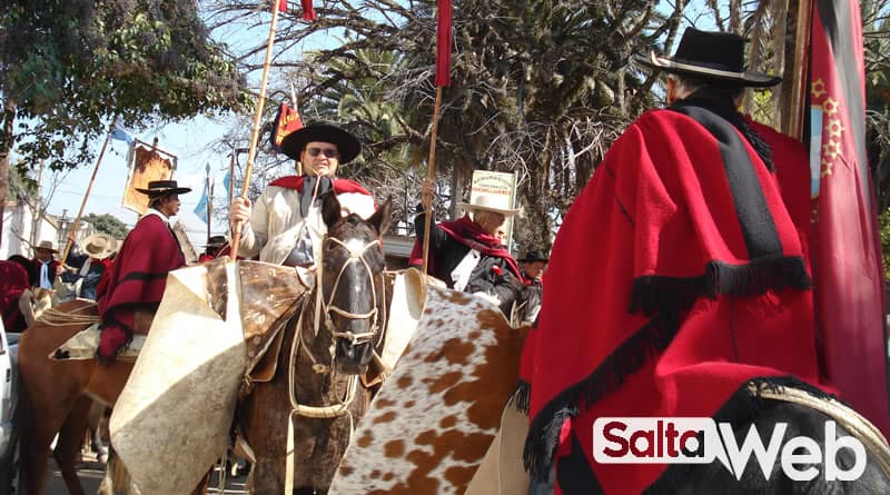 Desfile de Gauchos