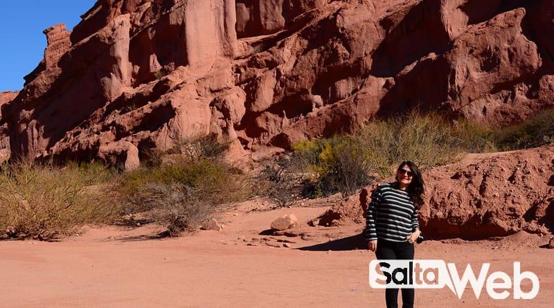 Los Colorados - Quebrada de Las Conchas