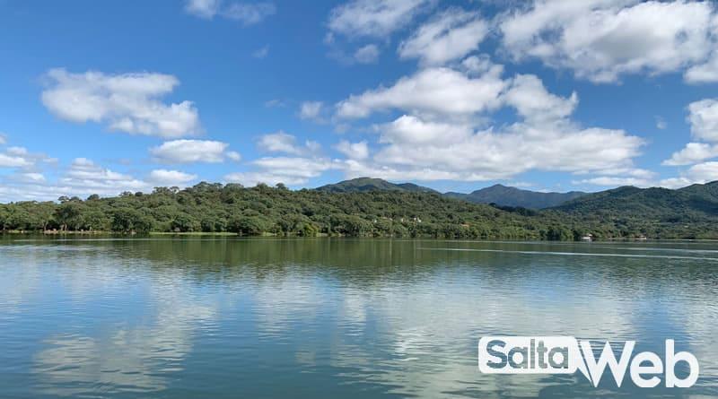 Lago dique la Ciénaga Jujuy