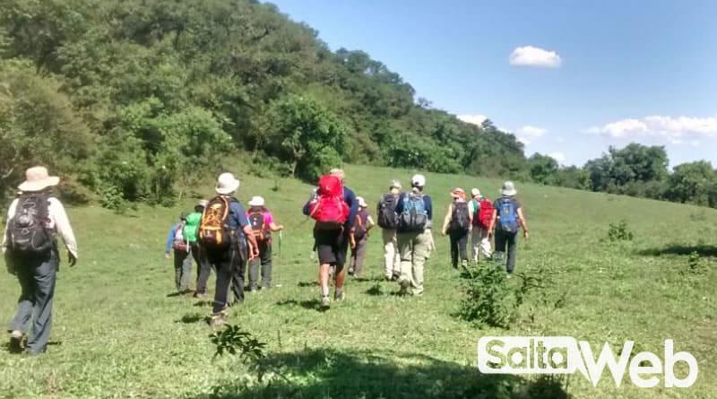 trekking en san lorenzo
