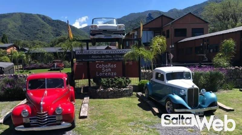 museo del automovil san lorenzo