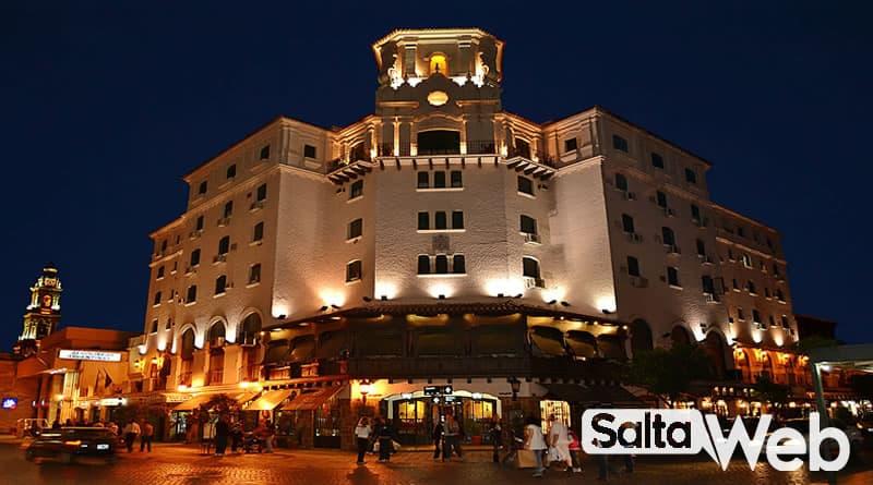 hotel salta de noche