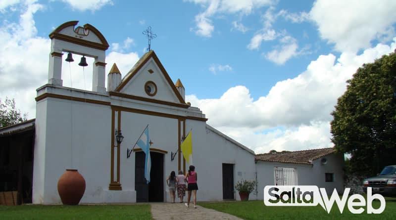 Iglesia de la Caldera Salta