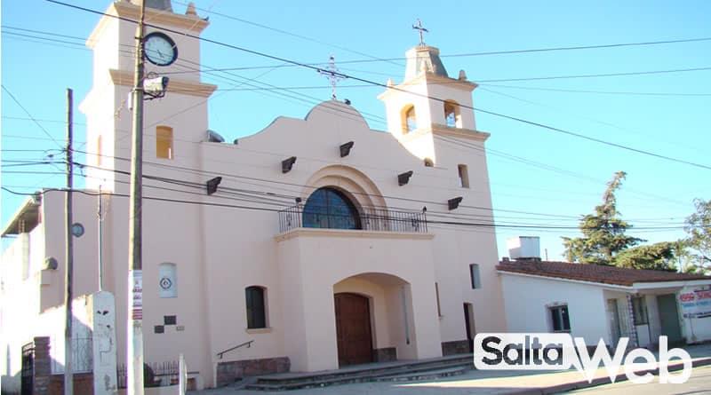 iglesia de campo quijano