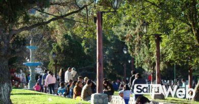 plaza de campo quijano feria