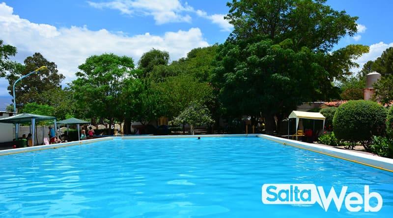 piscina camping animana
