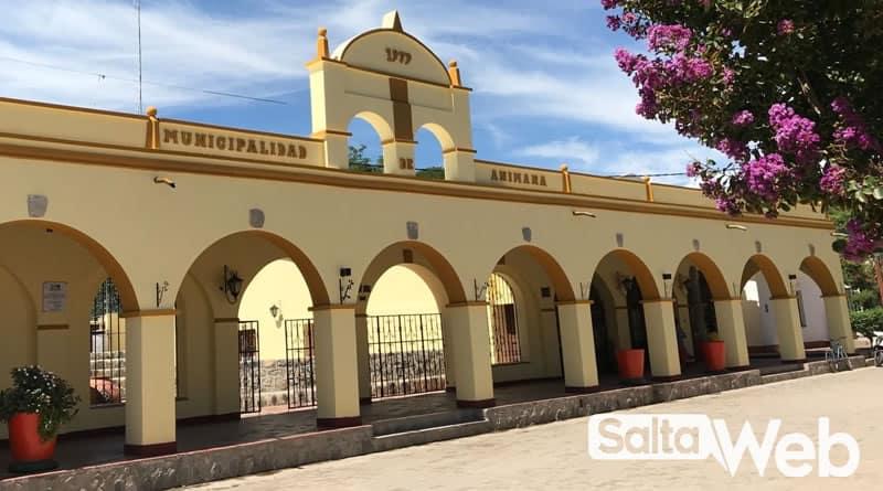 fachada municipalidad animana