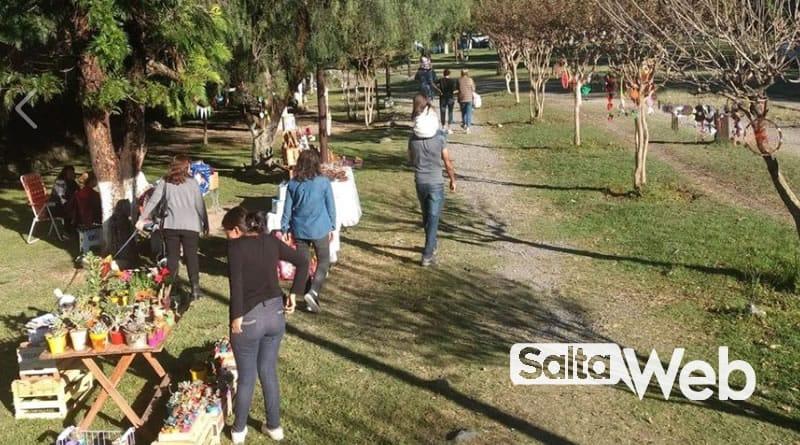 Feria - Paseo del Tren - Campo Quijano