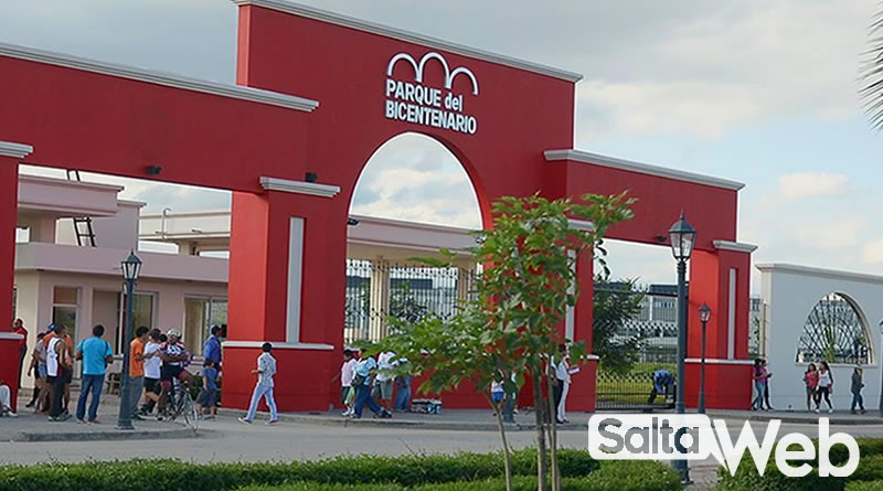 Parque Bicentenario reabrió sus puertas