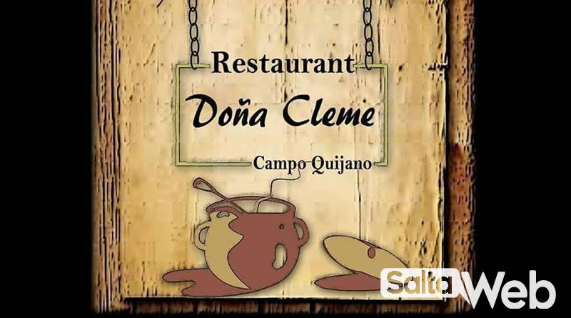 restaurant doña cleme