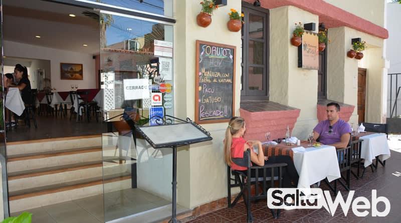 Restaurantes en Cafayate