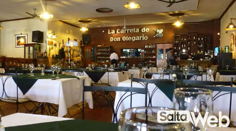 restaurante la carreta de don olegario