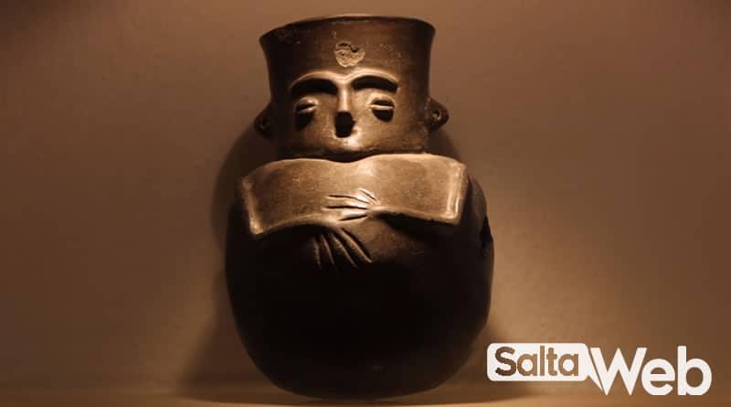vasija funeraria museo de cachi