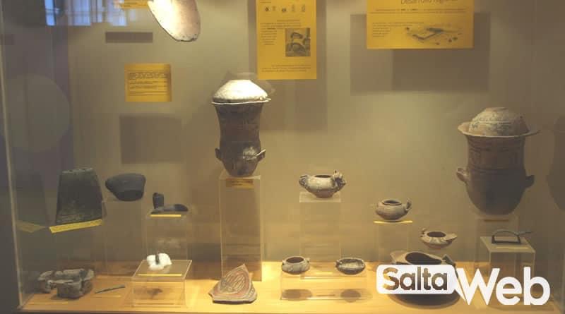 urnas funerarias museo de cachi