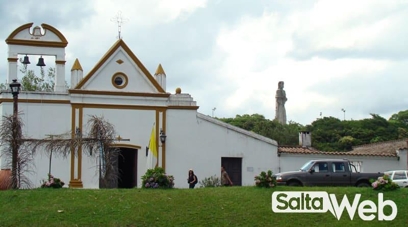 iglesia de la caldera