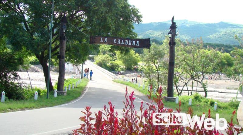 La Caldera abre sus puertas al turismo interno