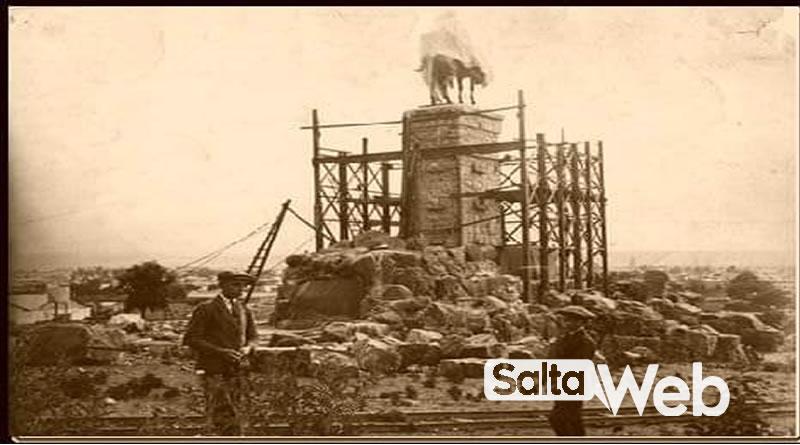 Historia del Monumento a Güemes