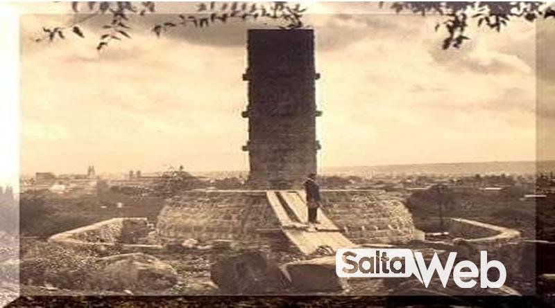 historia del monumento a güemes salta