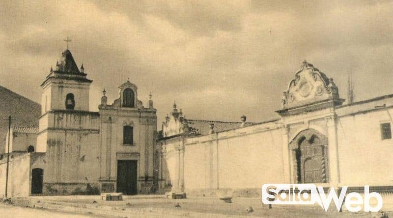 convento san bernardo antiguo