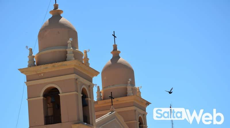 cupulas iglesia de cafayate