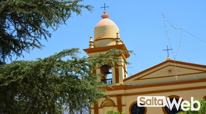 cupula iglesia de cafayate