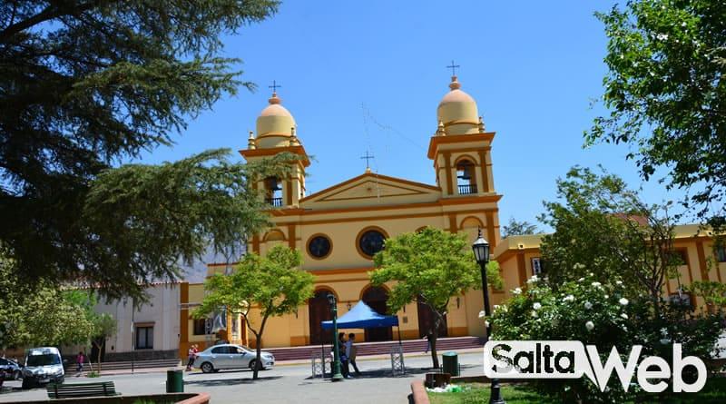 Iglesia de Cafayate